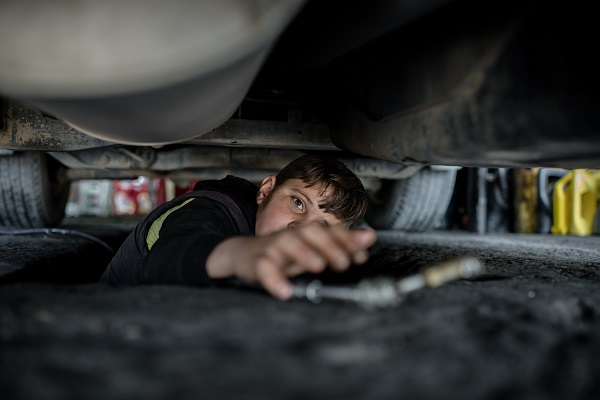 Syrian children have been forced to take jobs to make ends meet.