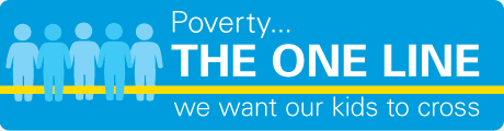 Poverty – the one line we want our kids to cross
