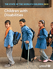 The State of the World's Children 2013 Report Thumbnail