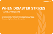 When Disaster Strikes - Haiti Supplementary Guide