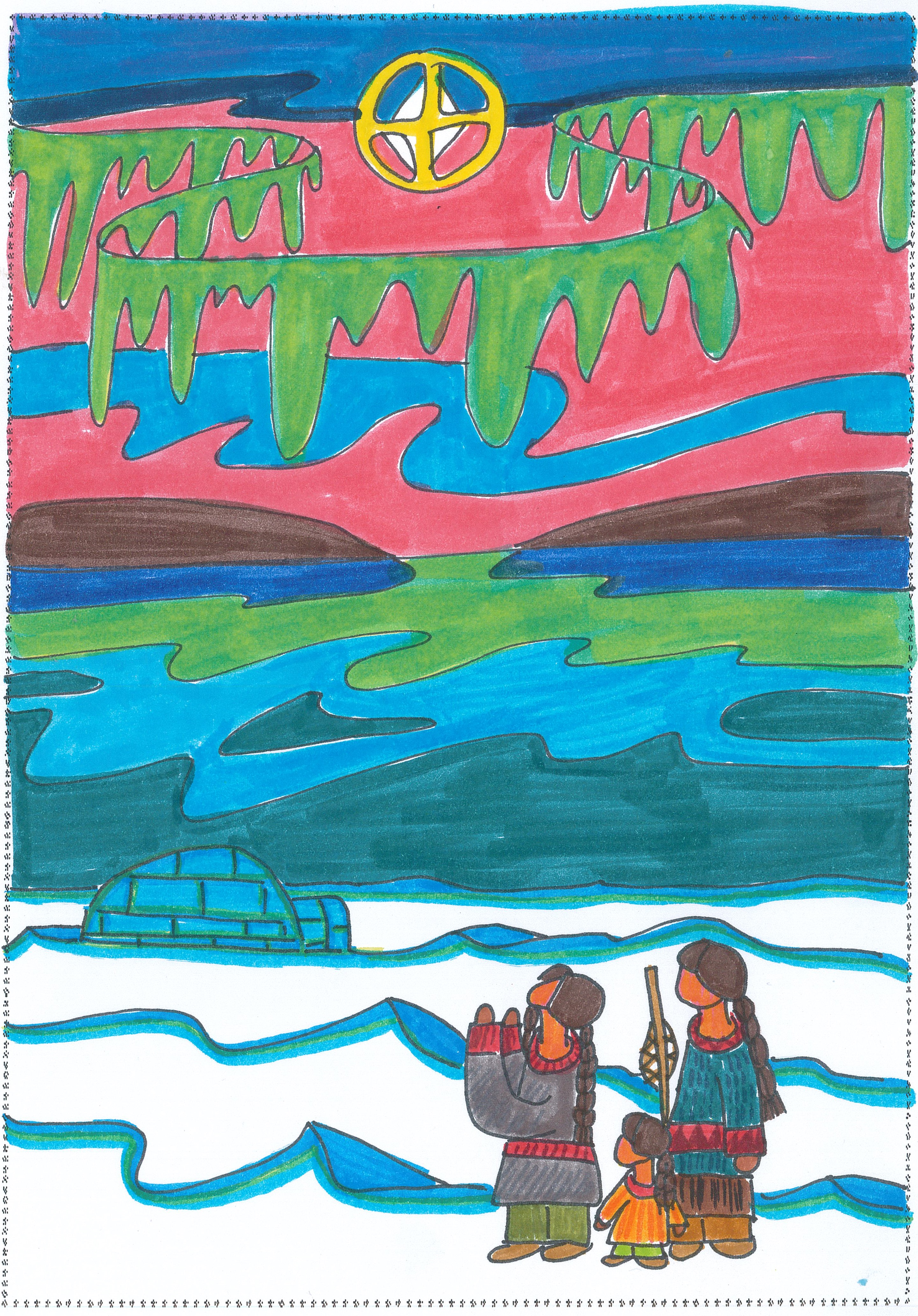 Ten year old ontario boy wins annual pier 1 importsunicefowlkids ten year old ontario boy wins annual pier 1 importsunicefowlkids greeting card contest kristyandbryce Image collections