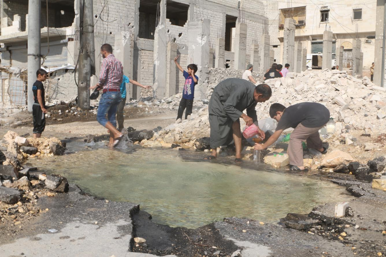 eastern aleppo water.JPG