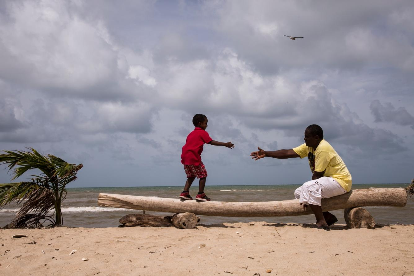 UNICEF Shines The Spotlight on These Caribbean Super Dads 1