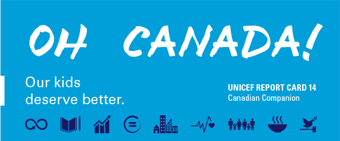 UNICEF Report Card 14 - Canadian Companion