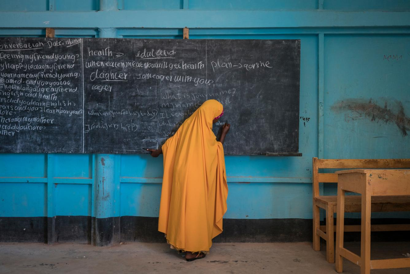 Ordinary heroes: 20 photos of life in the classroom | UNICEF Canada: For  Every Child