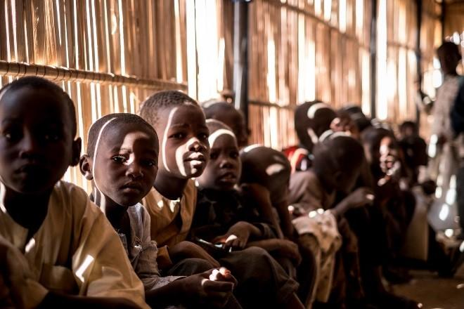 In Borno State, Nigeria, an estimated 3 million children need emergency  education support so that they can get back to school and get a decent  education.