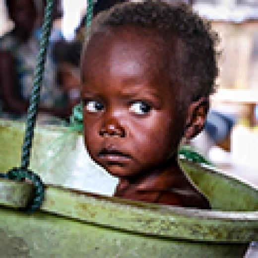 Central African Republic, malnutrition, survival gifts