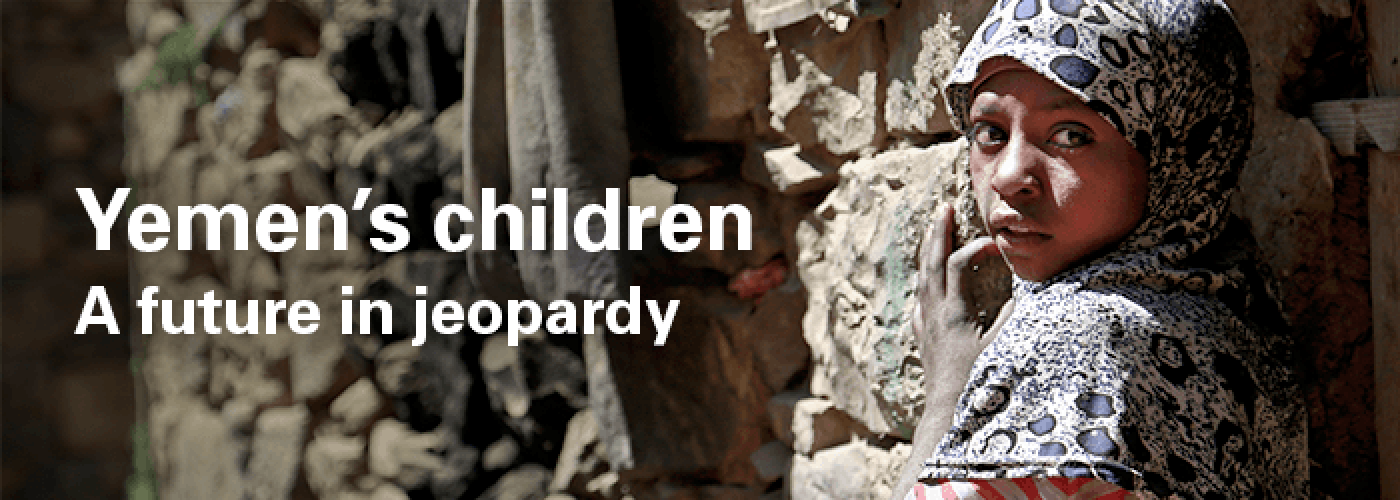 Humanitarian Crisis: Help Save Children in Yemen
