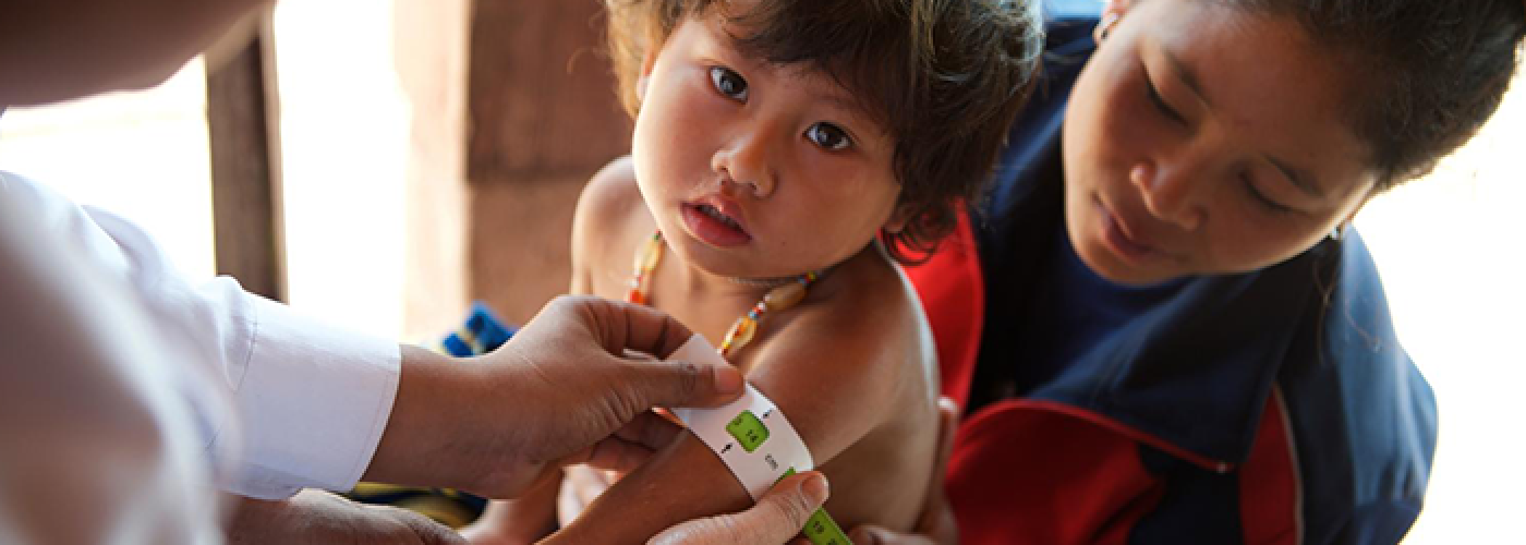 UNICEF procures vaccines to children worldwide.