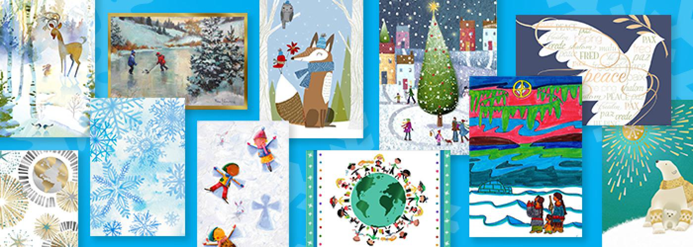 Cards & Gifts at UNICEF Canada