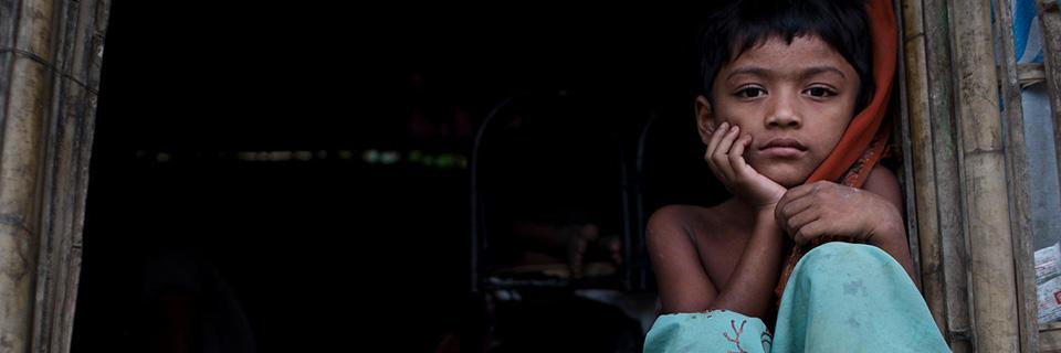 The Rohingya Crisis - One Year On